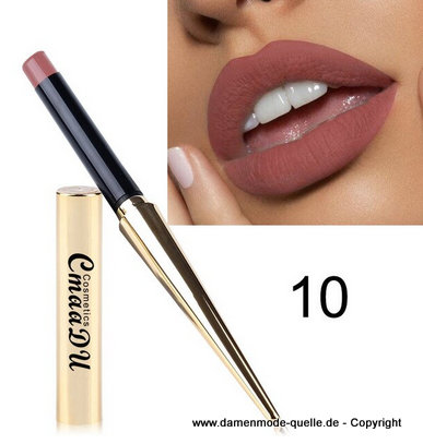 Wasserdichte  Lippenstift - Make-Up 10