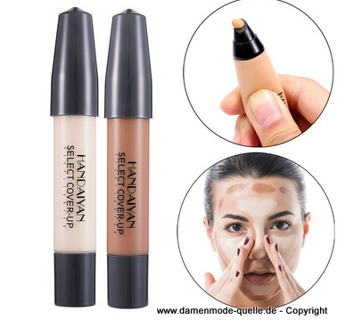 12 farben Gesicht Concealer Creme Highlighter illuminator Foundation
