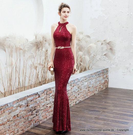 Kleider 2021 Weinrotes Glitzer Bodycon Abendkleid 2020 Figurbetont Damenmode Gunstig Online Kaufen